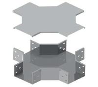 Khớp nối chữ thập máng cáp, máng cáp điện